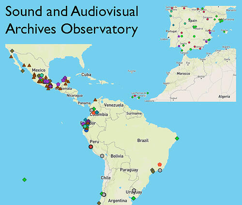 Sound and Audiovisual Archives Observatory